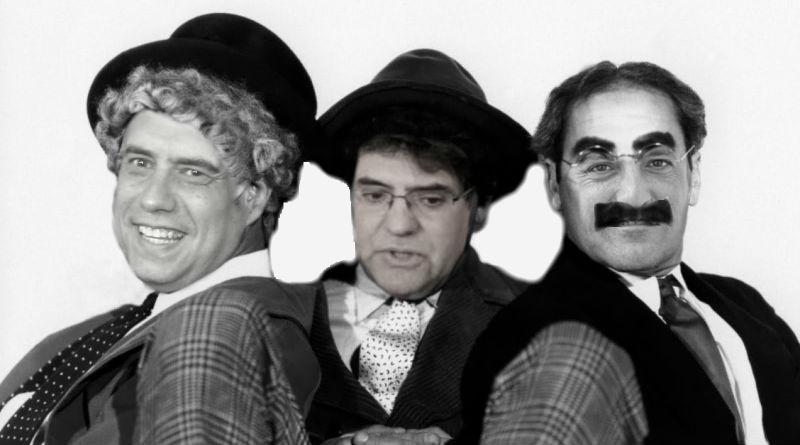 El tripartito de Alicante como los hermanos Marx
