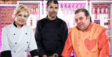 Gerardo Camps hará de jurado en Top Chef