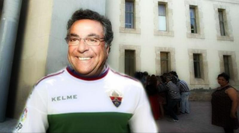 Enrique Ortiz, a por el Elche CF