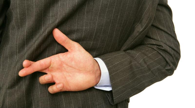 Los dedos cruzados de Juan Carlos Ramírez