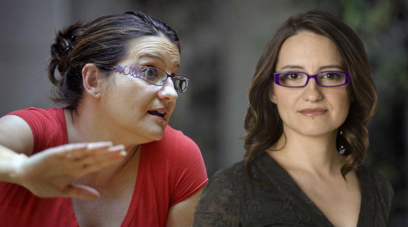 Mònica Oltra: Ha nacido una sex-symbol