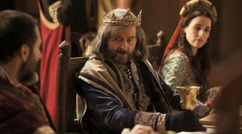 Juan Diego como Alfonso El Sabio