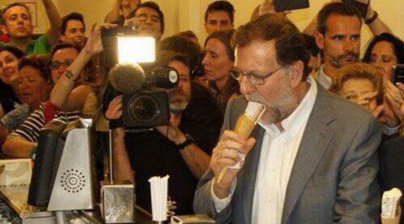 El cucurucho de Rajoy
