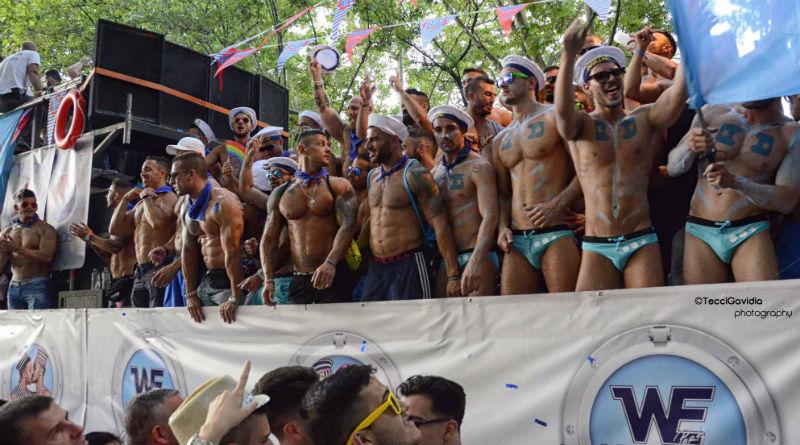 La Costa Blanca desfilará con una carroza en la fiesta del Orgullo Gay