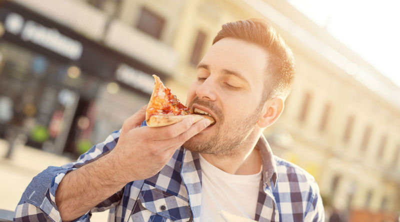 ¡Feliz dia de la pizza congelada!