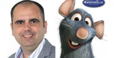 Parecidos razonables: Carlos Giménez y Ratatouille