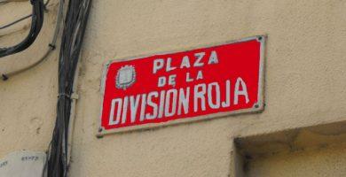 Plaza de la División Roja