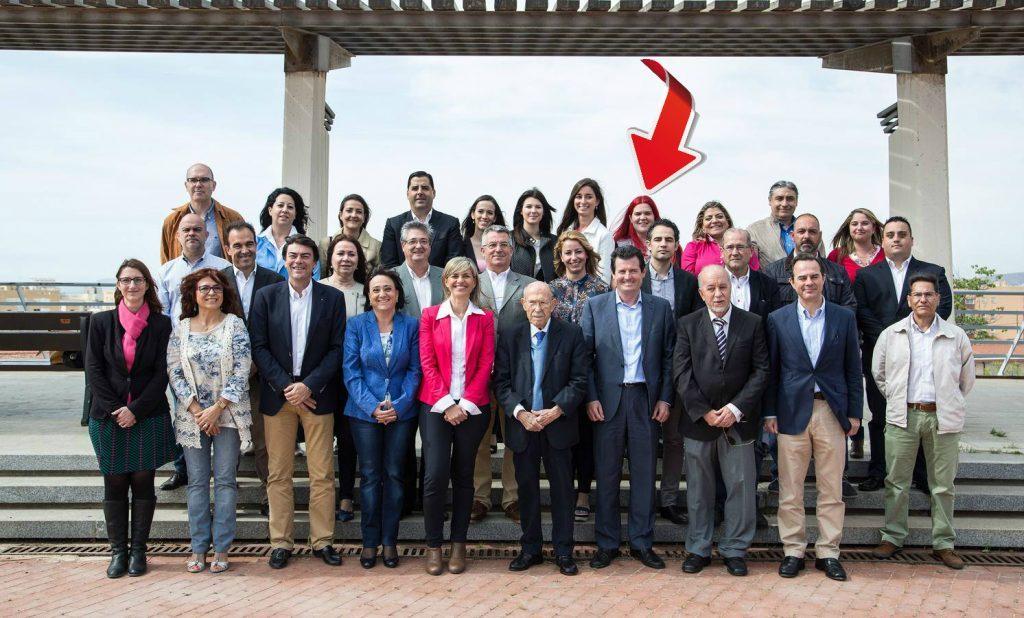 Carolina Cutanda, una infiltrada de Podemos en el PP