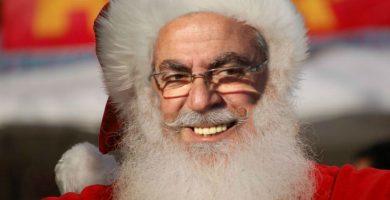 Enrique Ortiz, el Papá Noel del PP
