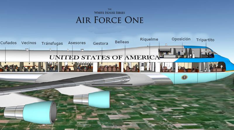 El Ayuntamiento fleta el Air Force One para el viaje fogueril a Lisboa