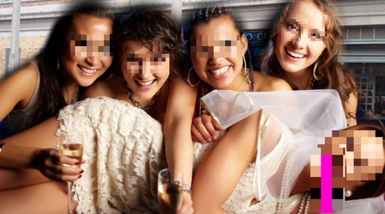 Hospitalizada la novia de una despedida de soltera en Alicante al atragantarse con un pene de goma