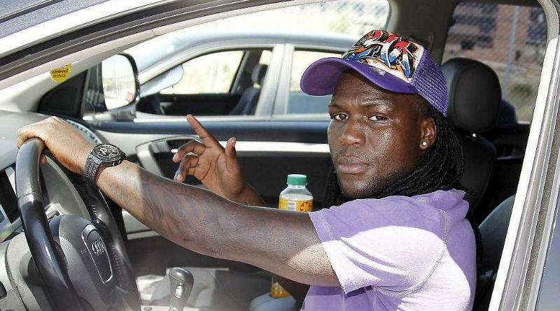 Drenthe protagonizará Fast and Furious 9
