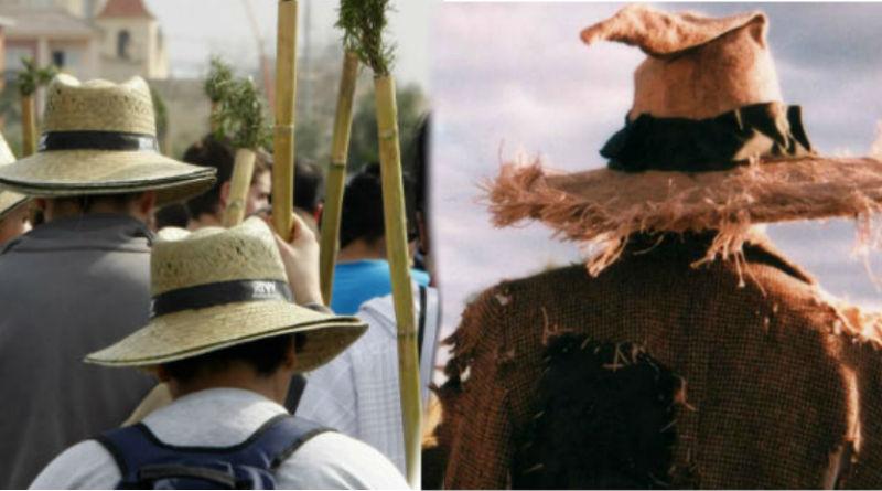 Guanyar pide a los romeros no usar sombreros de paja para no parecer espantapájaros
