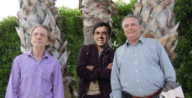 Echávarri ficha a los hermanos Calatrava para diseñar el puente del Puerto
