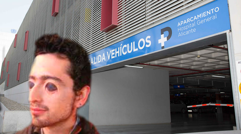 Le cuesta un ojo de la cara el parking del Hospital General de Alicante