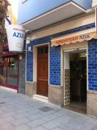 Horchatería Azul Alicante