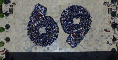 Alicante bate sin querer el Guinness de más gente haciendo un 69