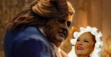 La Bellea y la Bestia: la sátira está en el interior