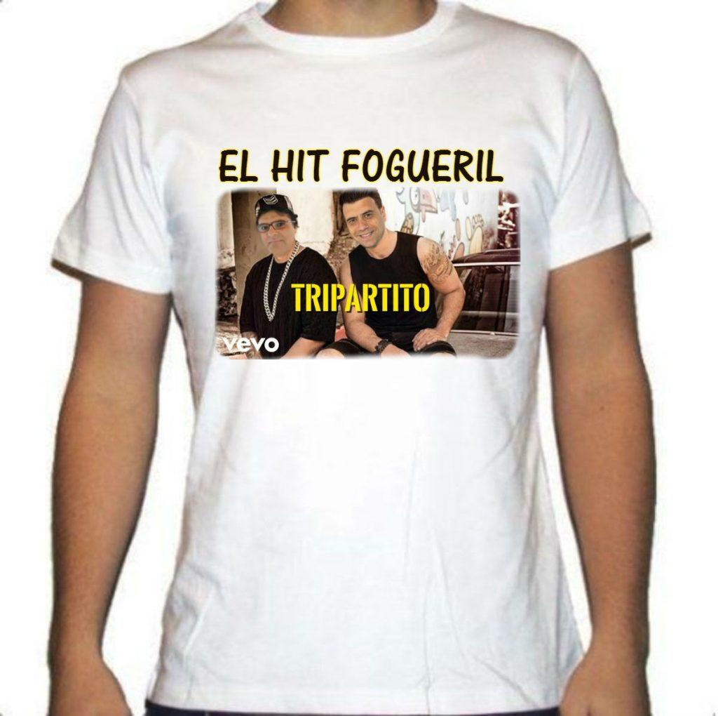 Camisetas de la canción Tripartito de Viscalacant