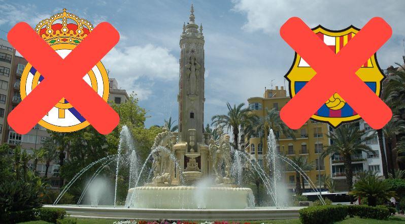 El tripartito pide una orden de alejamiento de Luceros para madridistas y culés