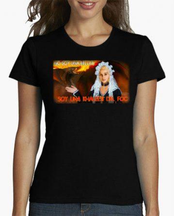 Camisetas de Khaleesi del Foc de Viscalacant