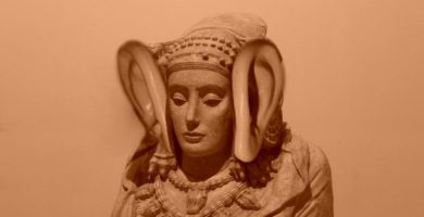 """La Universidad de Oxford asegura que la Dama de Elche """"tenía las orejas de soplillo"""""""