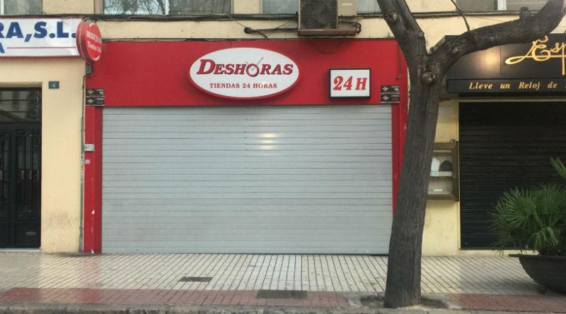 tienda 24 horas Alicante