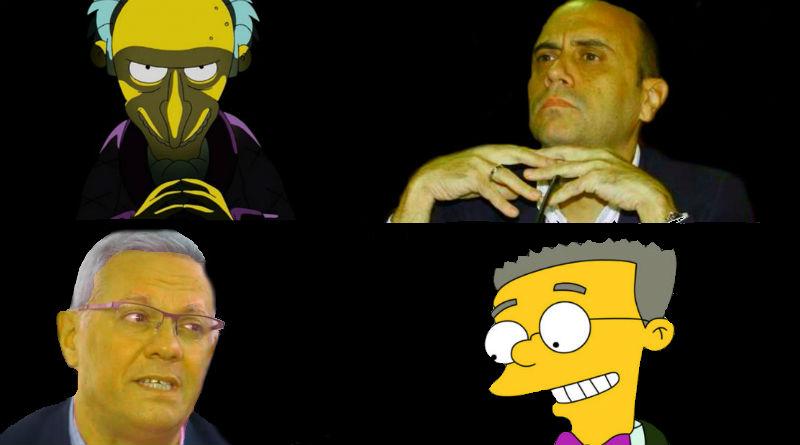 Los Simpsons predijeron el fraccionamiento de contratos de Comercio