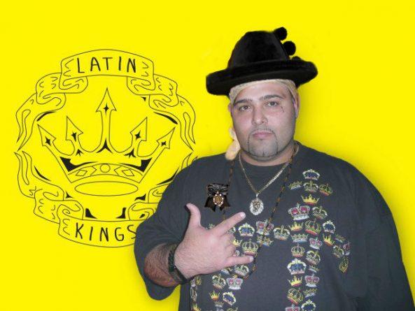 Rayo McKing, rey de los Latin Kings en Alicante