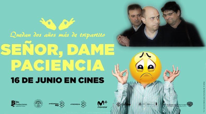 """""""Señor, dame paciencia"""", estreno de cine destacado de la semana"""