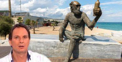 """Javier Cárdenas dice que beber Anís del Mono """"te transforma en chimpancé"""""""