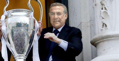 Ortiz pregunta a Florentino por cuánto le vendería una Copa de Europa para el Hércules