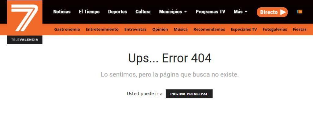 """7 TeleValencia borra la noticia del """"follavacas"""""""