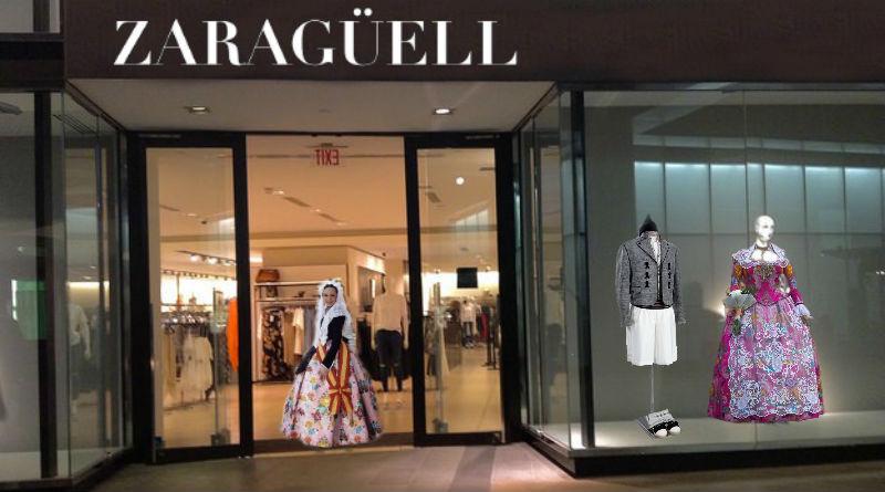 """Inditex abrirá en Maisonnave """"ZaraGüell"""", una tienda de ropa fogueril"""