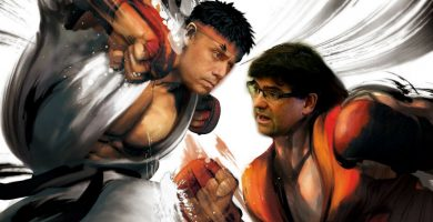 """El nuevo """"Street Fighter"""" incluirá a Echávarri y Pavón como personajes"""