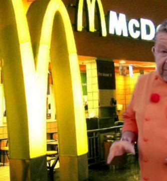 Chicote tratará de convertir McDonald's en un restaurante