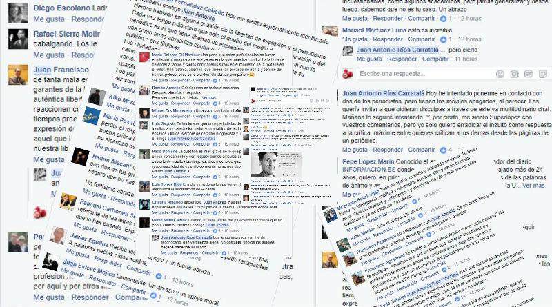La polémica en redes del fin de semana: la versión del periodista