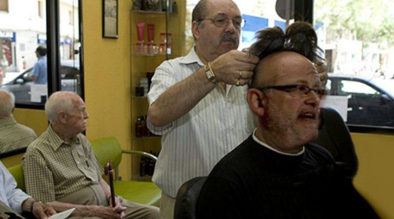 La foto de Ximo Puig sin peluca que no quería que viera la luz