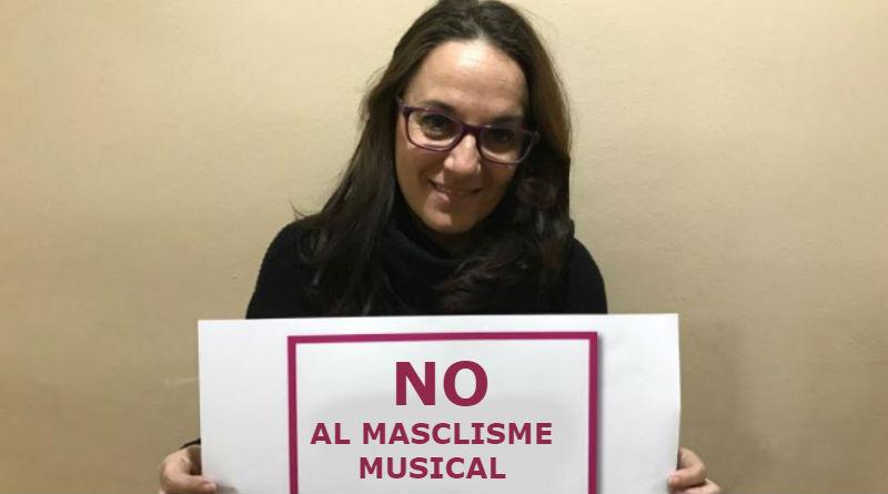 María José Espuch contra el machismo en la música