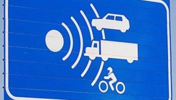 Señal de wifi gratuito para conductores