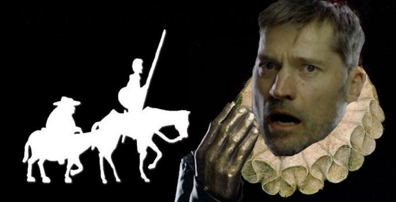 Jamie Lannister, el manco de Desembarco del Rey