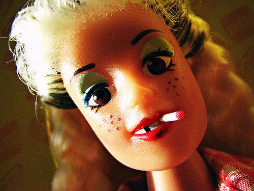 La Barbie Túrica