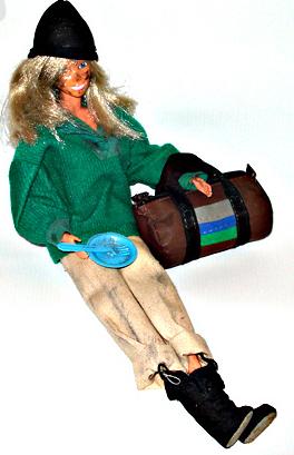 La Barbie Indigente