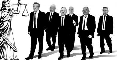 Castedo, Alperi, Ortiz y Echávarri podrían coincidir en los juzgados