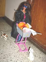 La Barbie Santa Faz