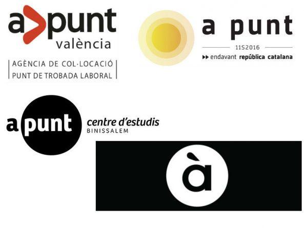 logos de À Punt