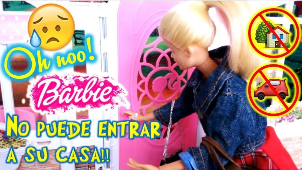 La Barbie desahuciada