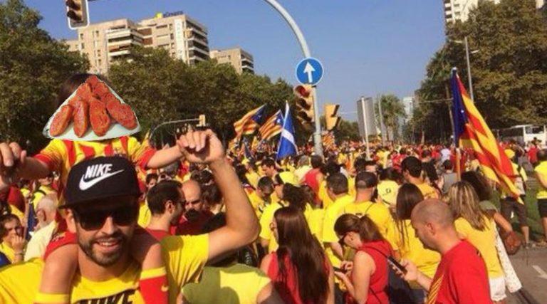 Piqué no jugará con España en Alicante por la represión en Cataluña