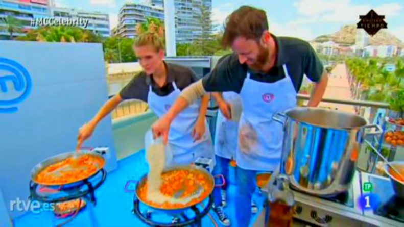 Masterchef Celebrity en Alicante