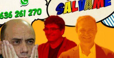 La ruptura del tripartito de Alicante se escenificará en Sálvame